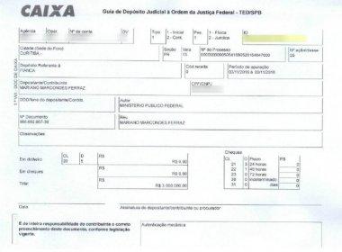 Empresário preso pela Lava Jato paga fiança de R$ 3 milhões