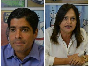 ACM Neto e Alice terminam campanha com dívida de mais de R$ 1 milhão para cada