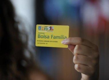 Governo suspende pagamento de Bolsa Família a quem doou valor 'incompatível' a candidatos