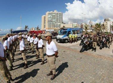PM reforça efetivo para realização de Enem na capital e no interior da Bahia
