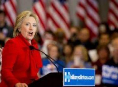 Pesquisa mostra que Hillary lidera eleições com 48%; Trump aparece com 43%