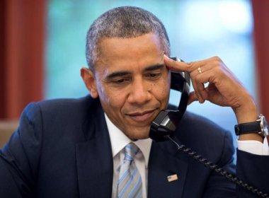 Obama convida Trump para reunião de transição em Washington