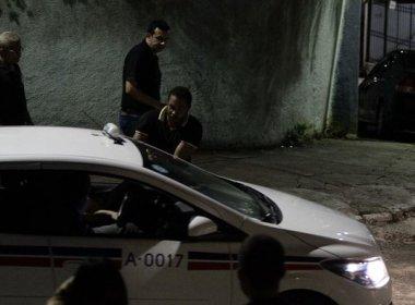 Polícia reconstitui latrocínio de taxista na Federação; crime ocorreu em junho
