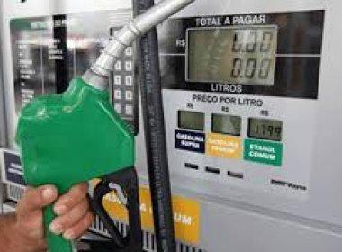 Mesmo com redução da Petrobras, preço da gasolina volta a subir