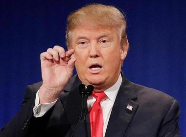 Trump recusa salário de presidente e receberá um dólar por mês