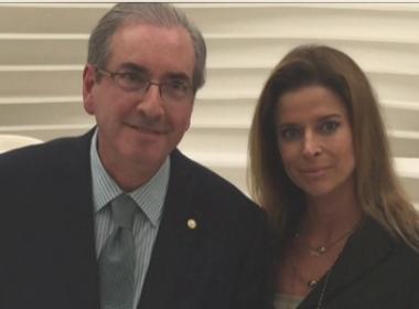 Mulher de Eduardo Cunha será interrogada por Sérgio Moro na quinta-feira