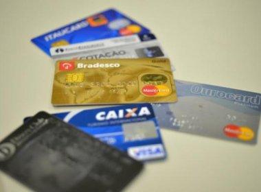 Cartão de crédito é principal meio de endividamento dos baianos, aponta pesquisa