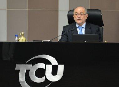 PF pede quebra de sigilo bancário e fiscal de presidente e ministro do TCU