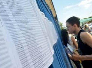 Enem: Locais de prova adiada serão divulgados na próxima semana