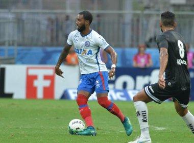 Bahia vence o Bragantino na Arena Fonte Nova e fica a um ponto do acesso para a Série A