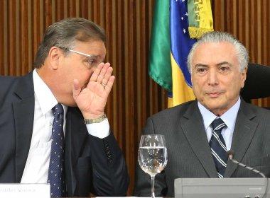 Permanência como ministro mostra força de Geddel frente a nova crise do governo Temer