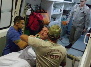 Garotinho recebe alta de hospital e cumpre prisão domiciliar em sua casa no RJ