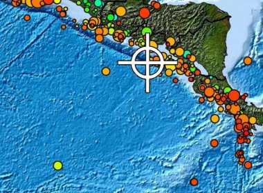 Terremoto de magnitude 7 atinge Pacífico e deixa países da América Central em alerta
