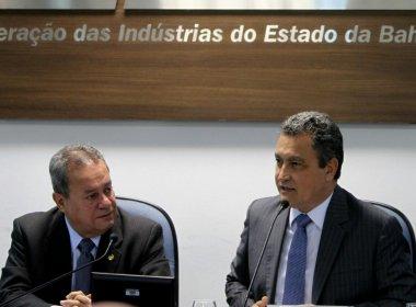 Governador prevê retomada de obras do Porto Sul e da Fiol em 2017