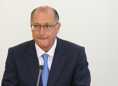 Geraldo Alckmin é o 'Santo' das planilhas de propina da Odebrecht, diz Veja