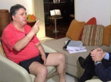 Em entrevista, Garotinho diz que pode 'derrubar muita gente poderosa'