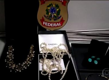 Receita fará pente-fino em lojas que venderam joias em dinheiro vivo a Cabral