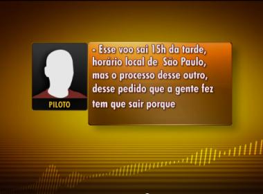 Sem autorização da Anac, piloto pediu ajuda a prefeito de Chapecó