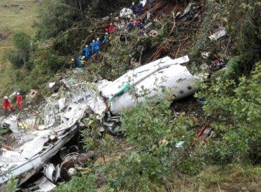 Rádio colombiana divulga conversa de piloto: 'Falha elétrica total e sem combustível'; ouça