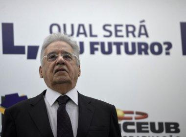PSDB COGITA  FIM DE APOIO AO  GOVERNO TEMER