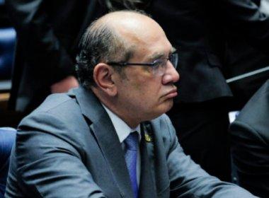 Gilmar Mendes reclama de medidas com 'feição autoritária' propostas pelo MPF
