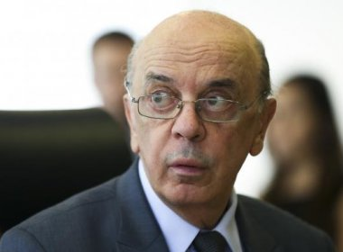 Serra confirma suspensão da Venezuela do Mercosul