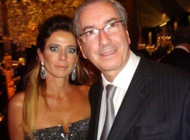 Lava Jato aponta 'testa de ferro' de Cunha e Cláudia Cruz