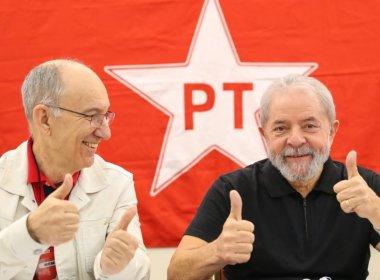 Lula é único candidato do PT para 2018, segundo Rui Falcão: 'Não temos um plano B'