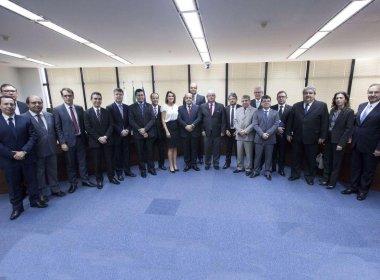 Procuradores se reúnem em Brasília e assinam declaração contra Lei de Abuso de Autoridade