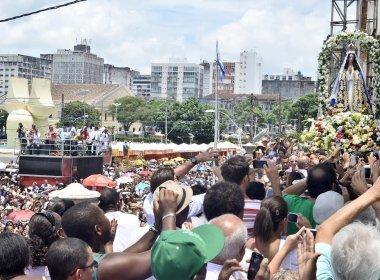 Trânsito será modificado no Comércio a partir desta quarta para dia de Conceição da Praia