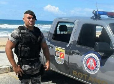 Policial do Batalhão de Choque é morto em ponto de ônibus da Av. Paralela