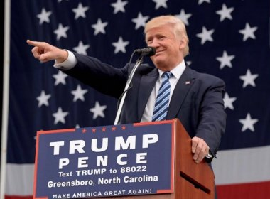 Presidente dos 'estados divididos da América', Trump é escolhido personalidade do ano