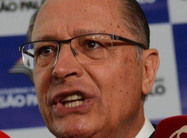 À Lava Jato, Odebrecht delata caixa 2 em dinheiro vivo para campanhas de Alckmin