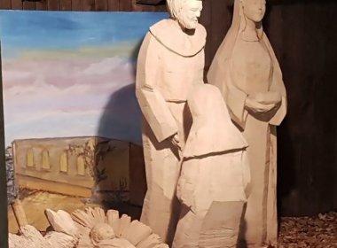 Adulteração em presépio na Suíça coloca 'Maria' em posição sexual com 'José'