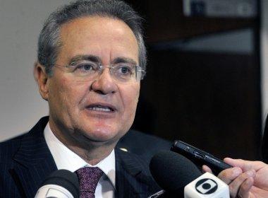 Em denúncia, Janot pede que Renan seja condenado à perda do cargo