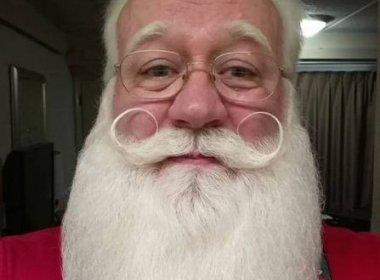 Último desejo: Vítima de câncer, menino de 5 anos morre nos braços do Papai Noel