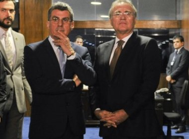 Renan Calheiros e Romero Jucá serão denunciados na Fifa, diz colunista