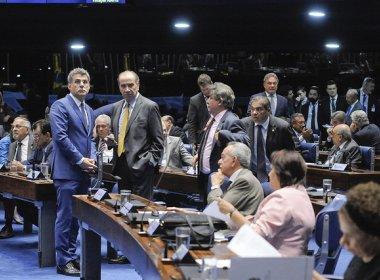 Senado aprova 2º turno da PEC do teto dos gastos públicos; veja como baianos votaram