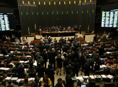 Ministro do STF determina volta do pacote anticorrupção à Câmara dos Deputados
