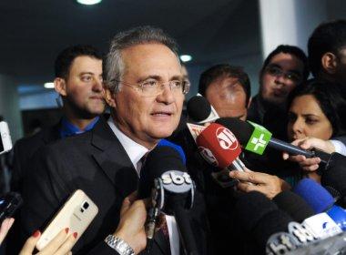 Renan Calheiros retira de pauta do Senado projeto sobre abuso de autoridade