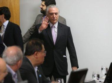 Executivo afirma que Temer negociou doações em troca de facilidades para Odebrecht