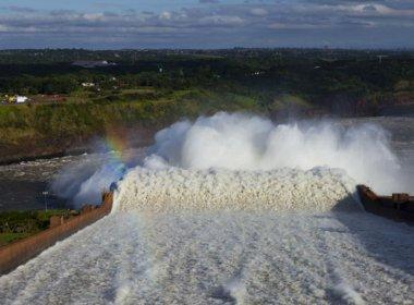 Usina de Itaipu supera 'Três Gargantas' e bate recorde de produção de energia
