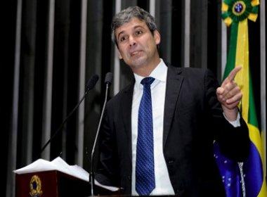 Senador Lindbergh Farias vai recorrer de decisão que suspende seus direitos políticos