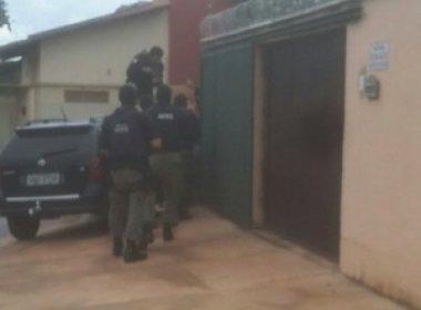 Polícia do Tocantins realiza operação contra o tráfico em quatro estados, incluindo Bahia