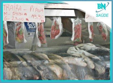 Nem todos os pacientes com mialgia aguda relataram consumo de peixe, esclarece Sesab