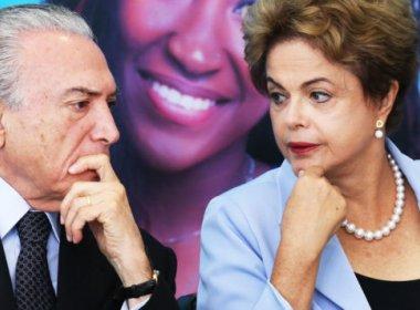 Caso chapa Dilma-Temer seja cassada, TSE convocará novas eleições