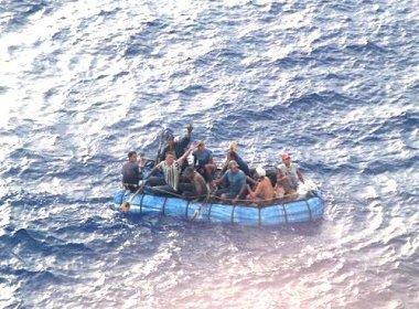 Barco com 19 brasileiros desaparece em travessia do Caribe aos Estados Unidos