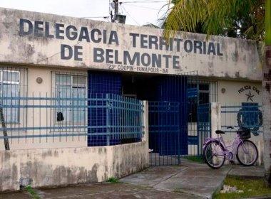 Quatro presos fogem da delegacia de Belmonte após render carcereiro