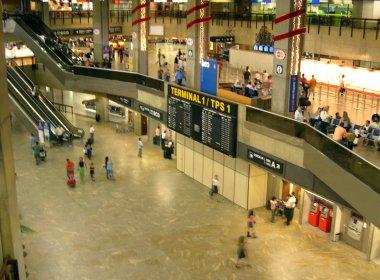 Seis aeroportos tem reajuste de tarifa de embarque a partir de 1º de janeiro
