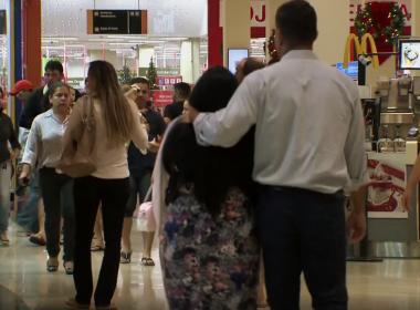 Shoppings centers têm queda de 3% nas vendas durante o Natal